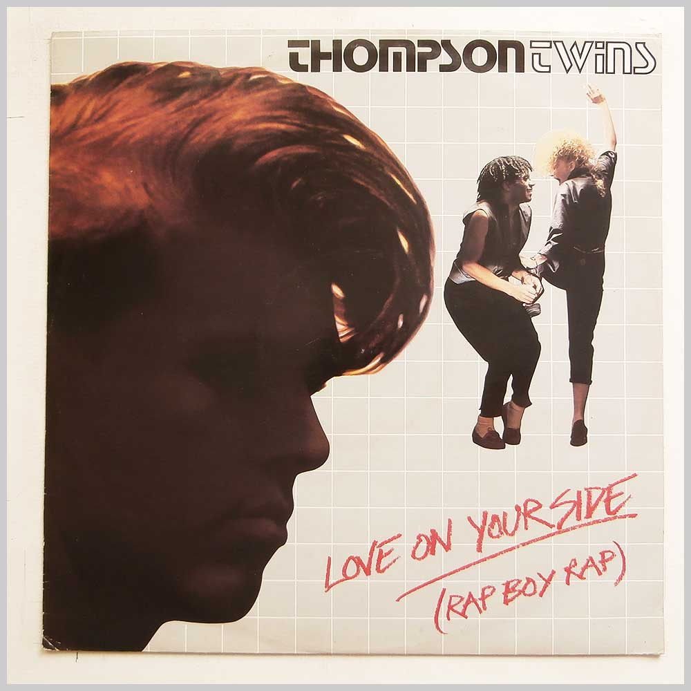 Thompson Twins - Love On Your Side (ARIST 12504)
