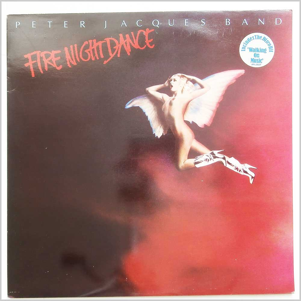 Peter Jacques Band - Fire Night Dance (ARL 5027)