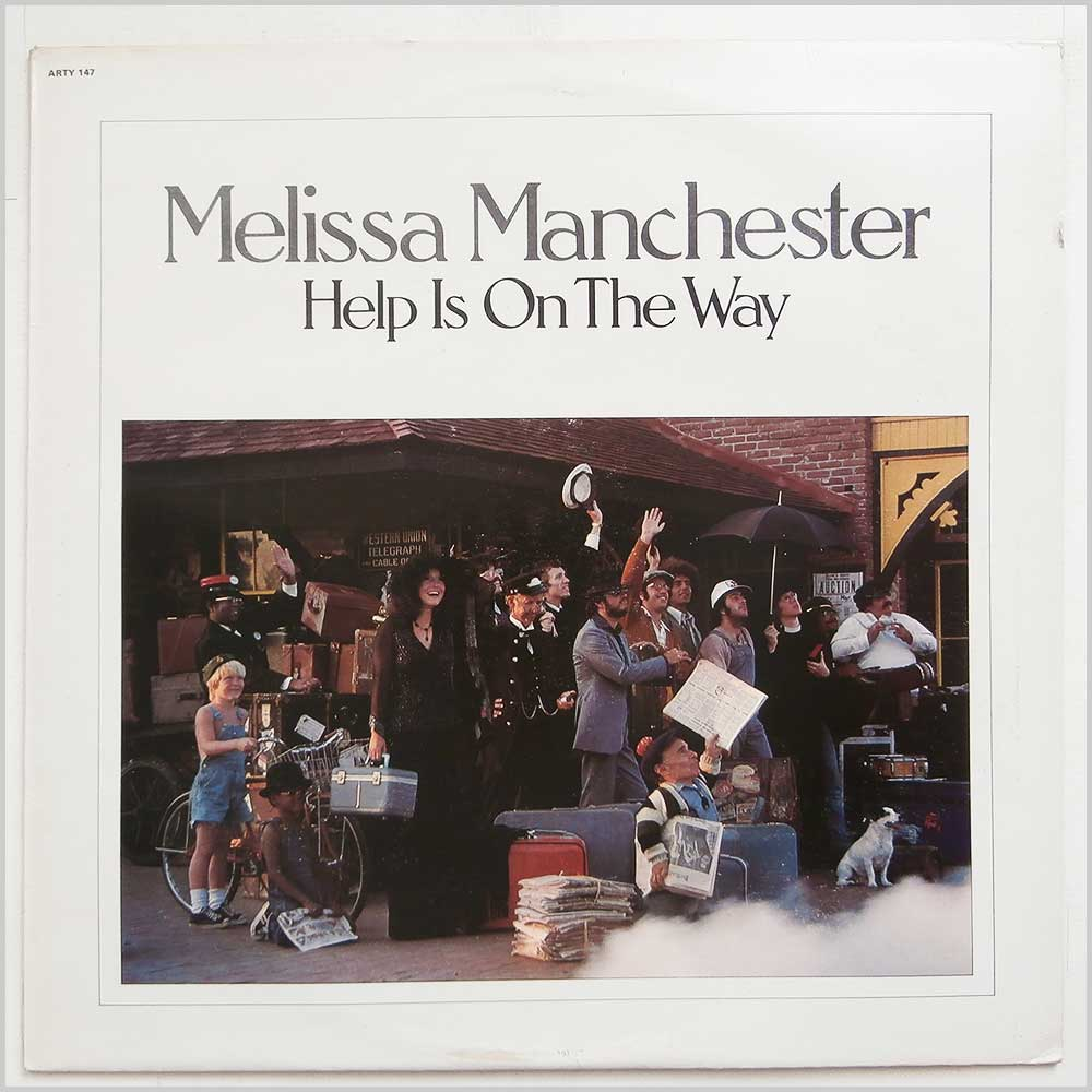 Melissa Manchester - Help Is On The Way (ARTY 147)