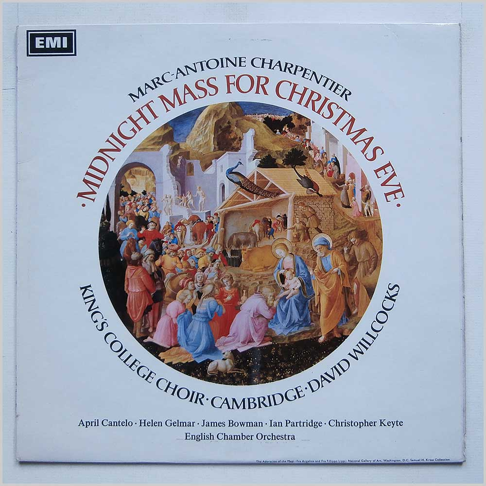 Marc-Antoine Charpentier - Midnight Mass For Christmas Eve (ASD 2340)