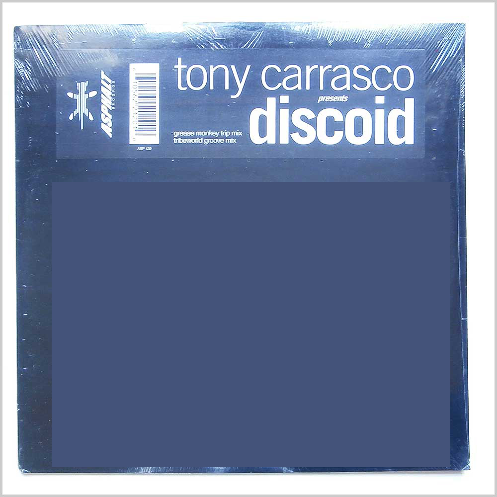 Tony Carrasco - Discoid (ASP 120)