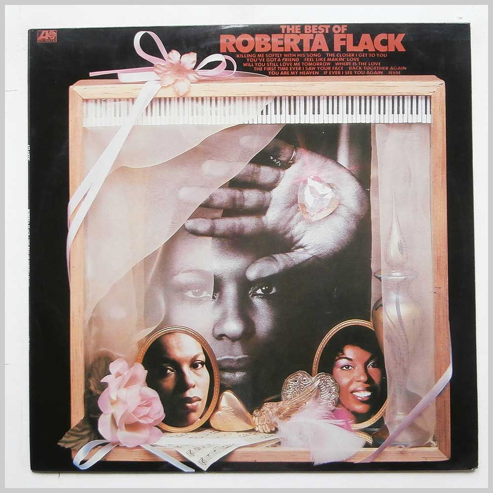 Roberta Flack - The Best Of Roberta Flack (ATL 50840)