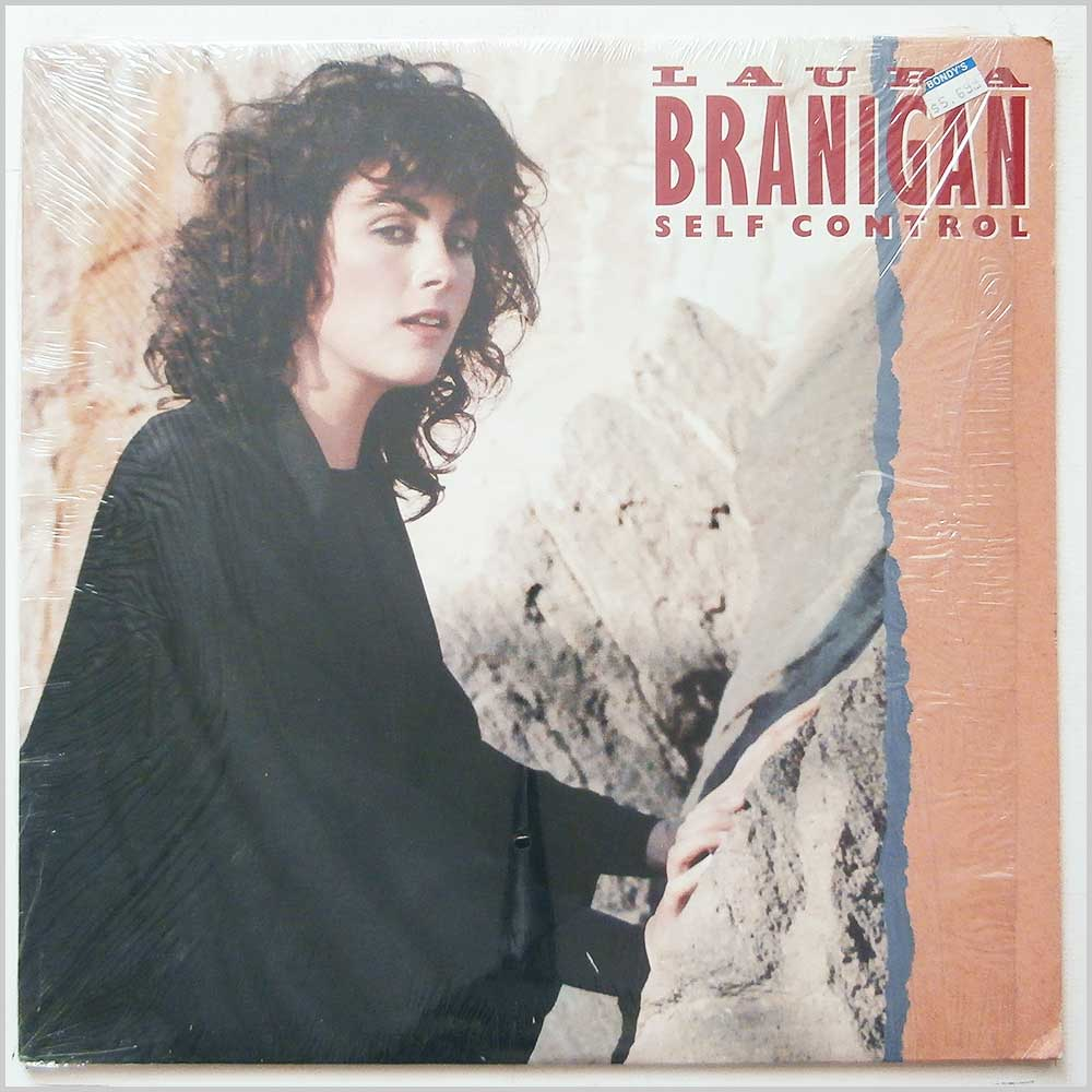 Laura Branigan - Self Control (ATLANTIC 7 80147-1)