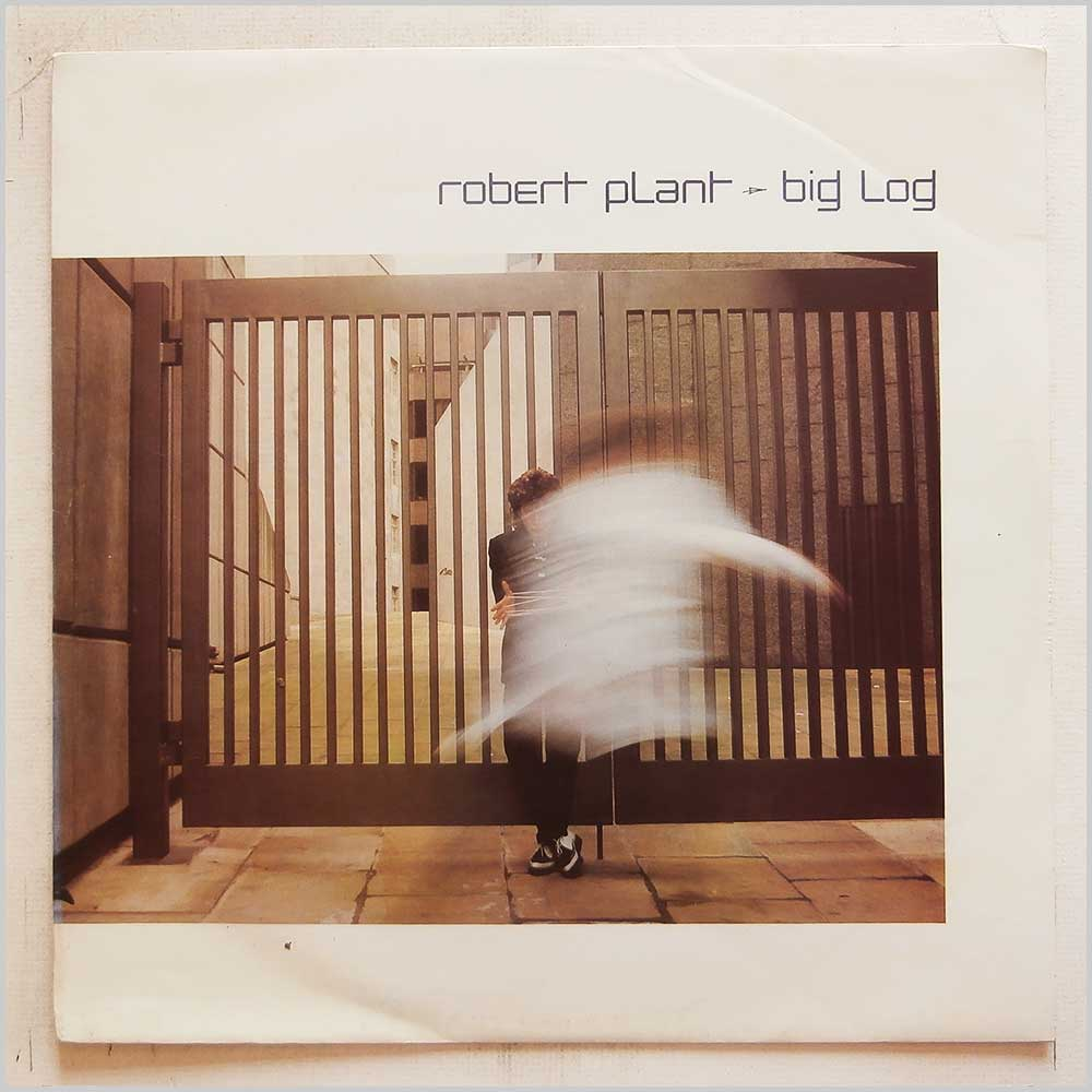Robert Plant - Big Log (B9848T)