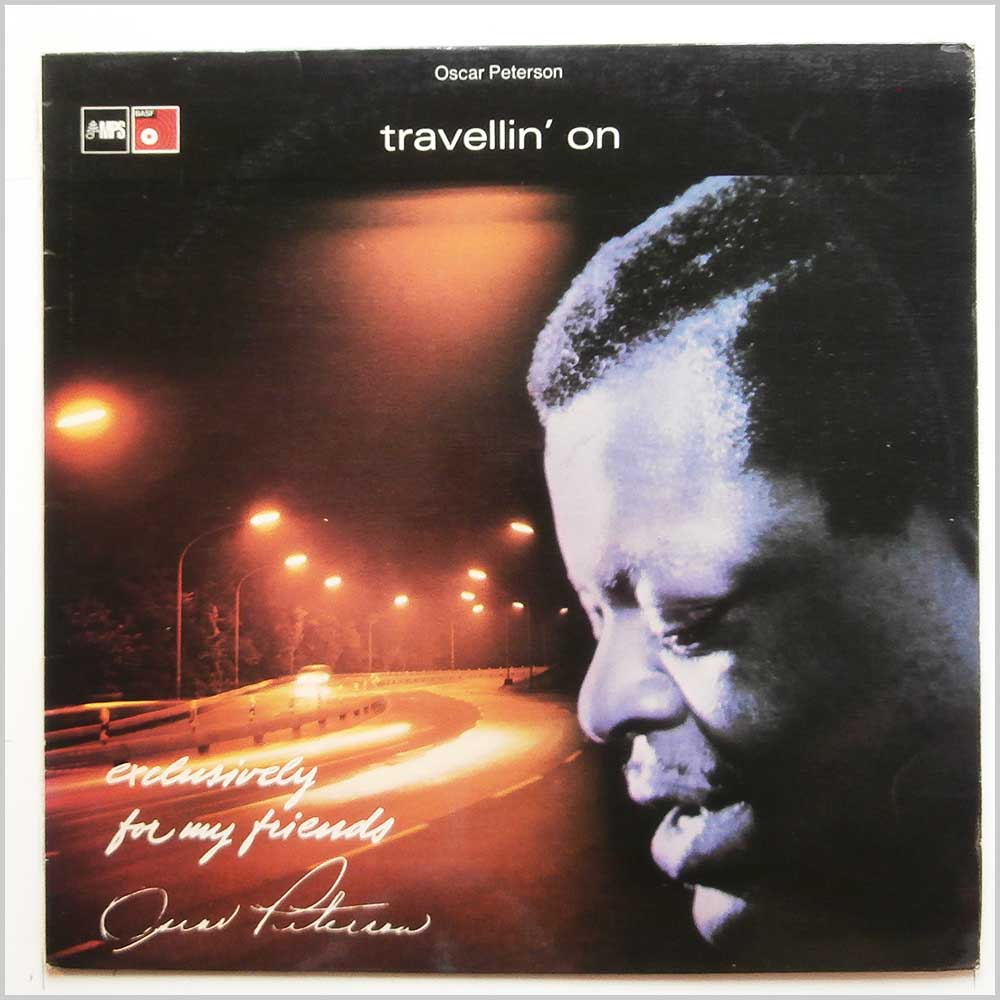 Oscar Peterson Trio - Travellin' On (BAP 5048)