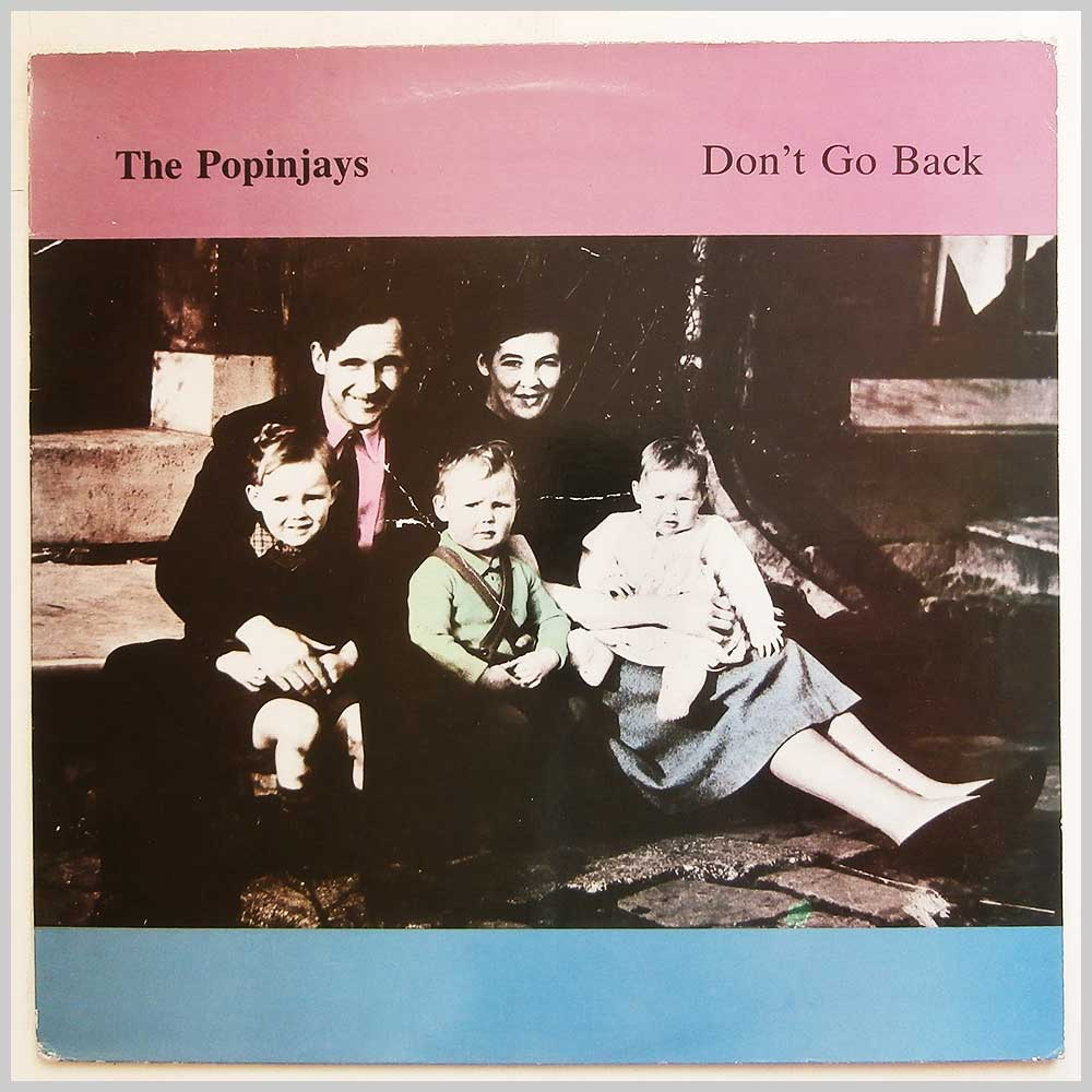 The Popinjays - Don't Go Back (BBA 02)