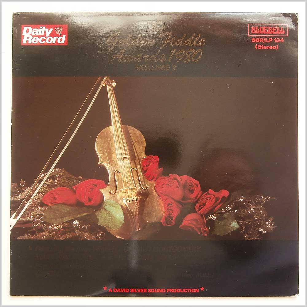 The Golden Fiddle Orchestra - The Golden Fiddle Awards 1980 Volume 2 (BBR/LP 134)