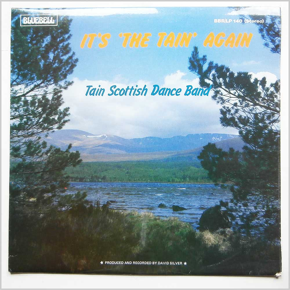 Tain Scottish Dance Band - It's The Tain Again (BBR/LP 140)