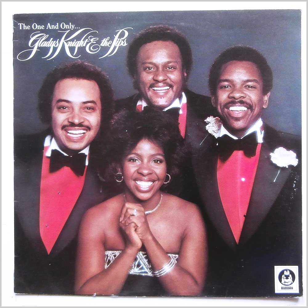 Gladys Knight and The Pips - The One and Only Gladys Knight and The Pips (BDLP 4051)