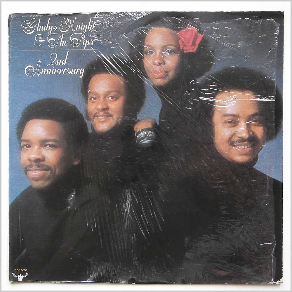 Gladys Knight And The Pips - 2nd Anniversary (BDS 5639)