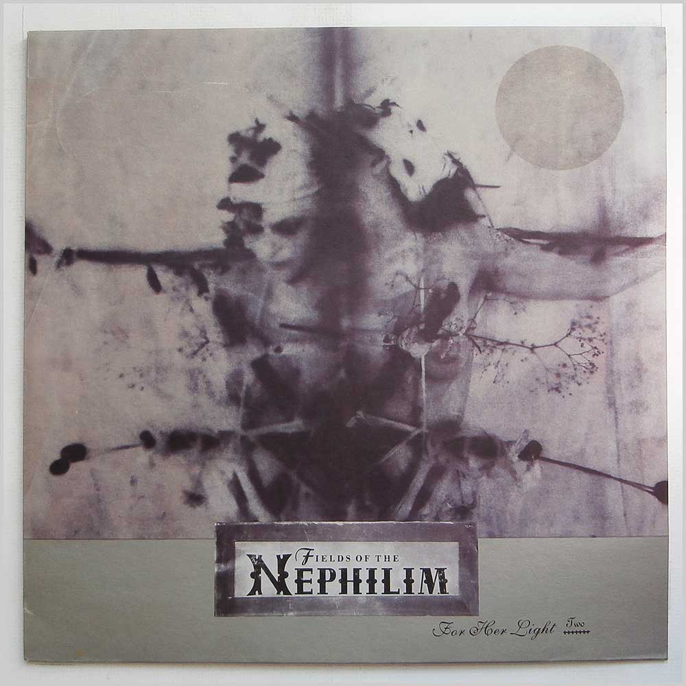 Fields Of The Nephilim - For Her Light (BEG 244 T)