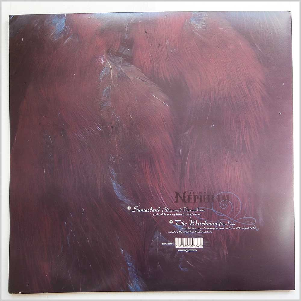 Fields Of The Nephilim - Sumerland (BEG 250 T)