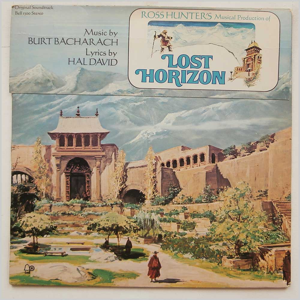 Burt Bacharach - Lost Horizon (Soundtrack) (BELL 1300)