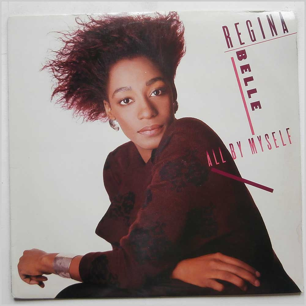 Regina Belle - All By Myself (BFC 40537)