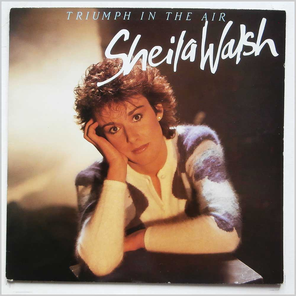 Sheila Walsh - Triumph in The Air (BIRD 152)