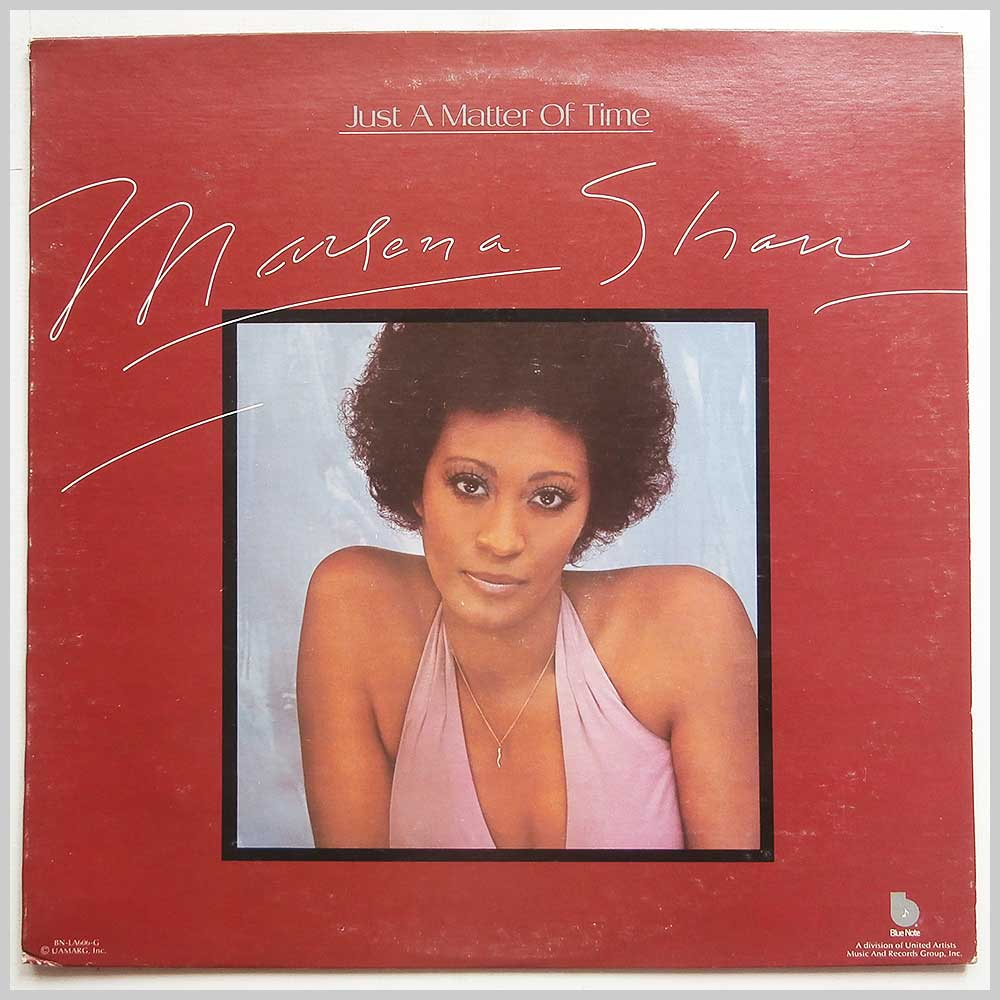 Marlena Shaw - Just A Matter Of Time (BN-LA606-G)
