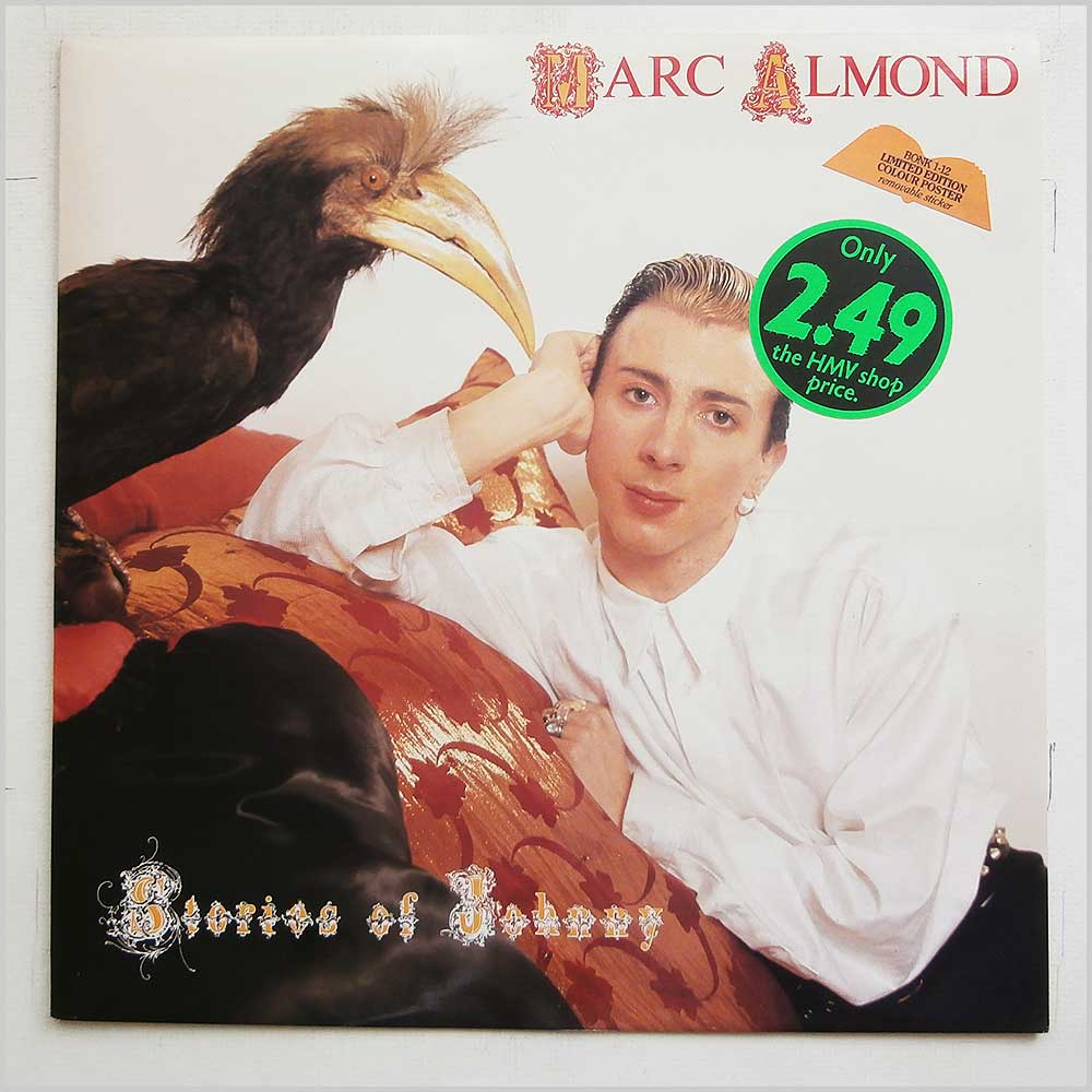 Marc Almond - Stories Of Johnny (BONK 1-12)