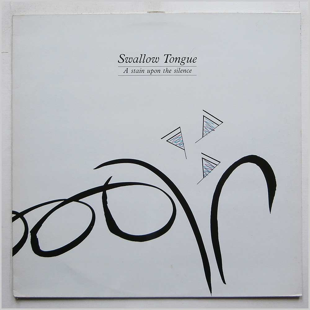 Swallow Tongue - A Stain Upon The Silence (BRED 55)