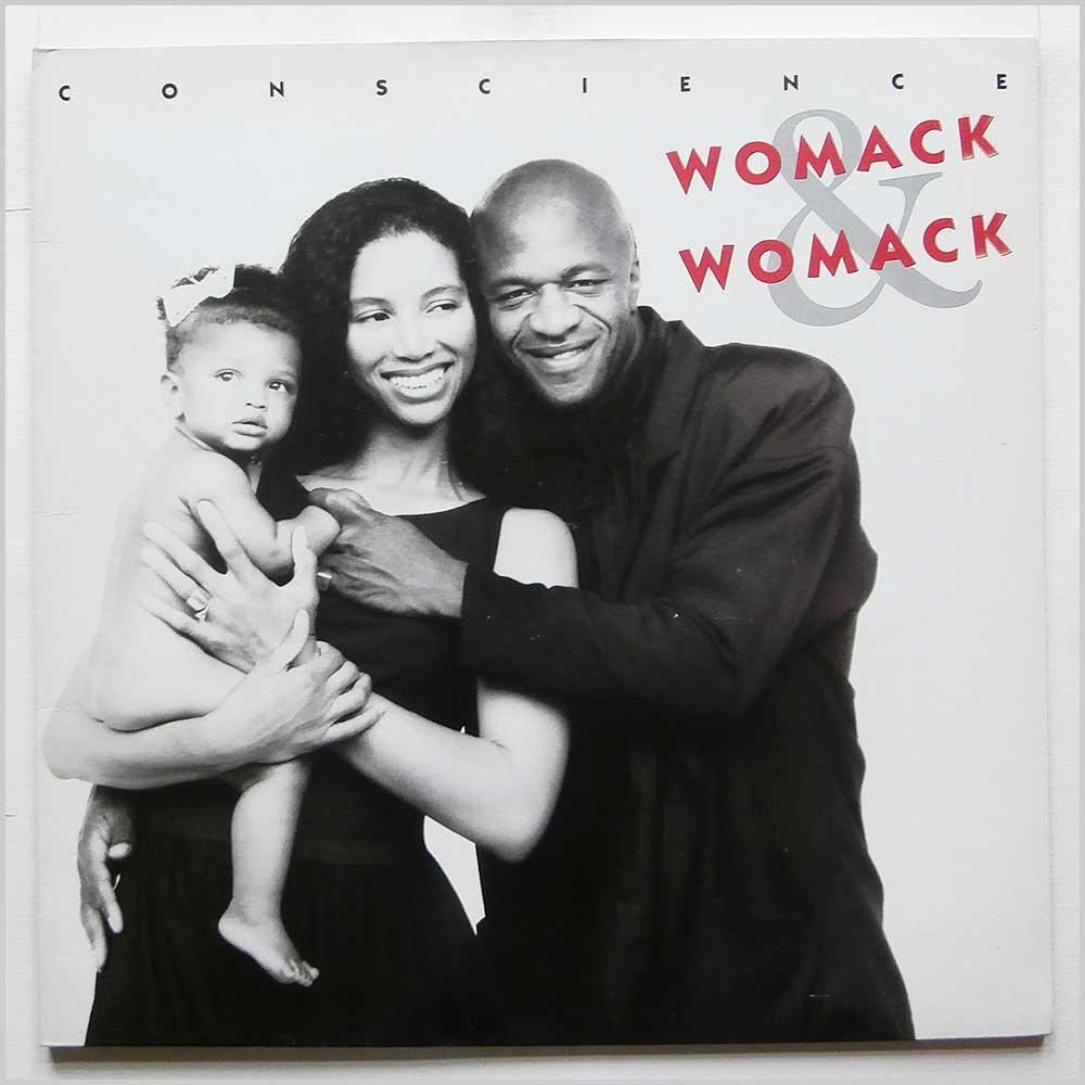 Womack And Womack - Conscience (BRLP 519)