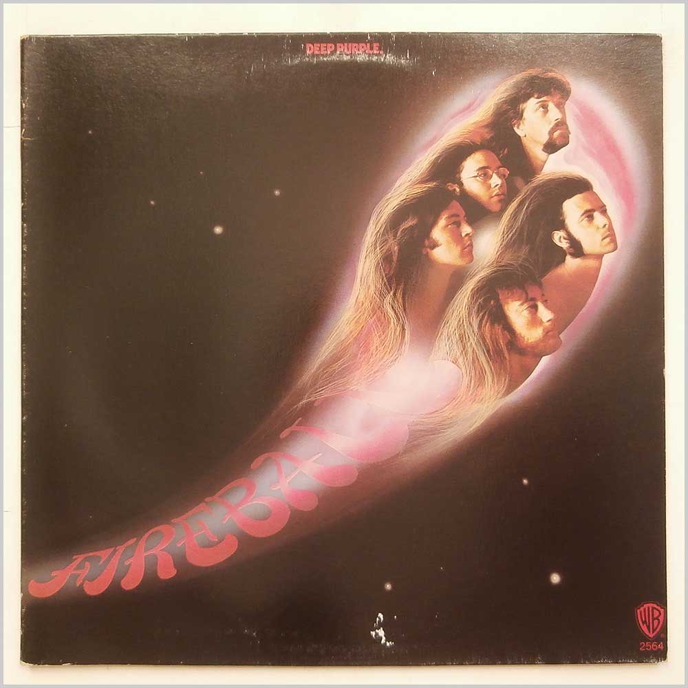 Deep Purple - Fireball (BS 2564)