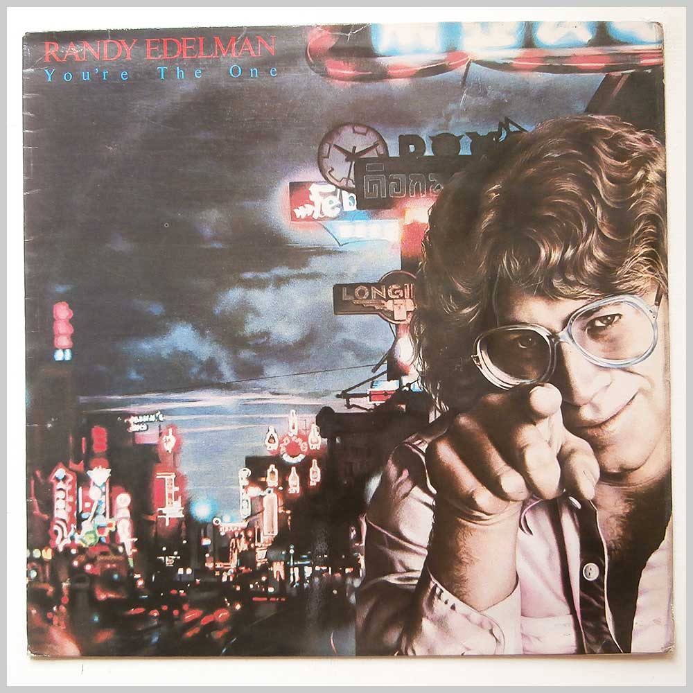 Randy Edelman - You're The One (BT 581)