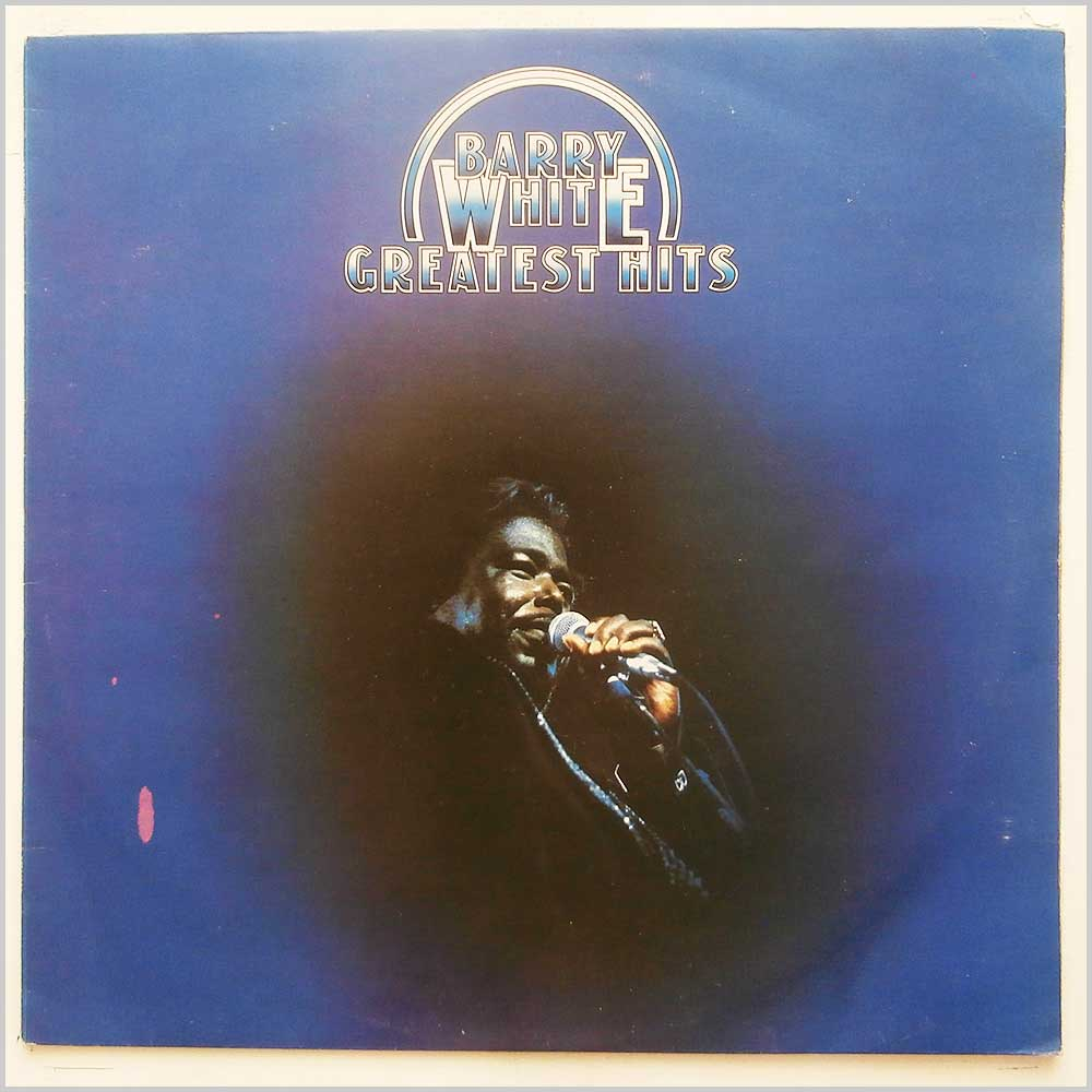 Barry White - Greatest Hits (BTH 8000)