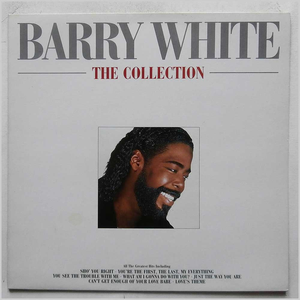 Barry White - The Collection (BWTV 1)