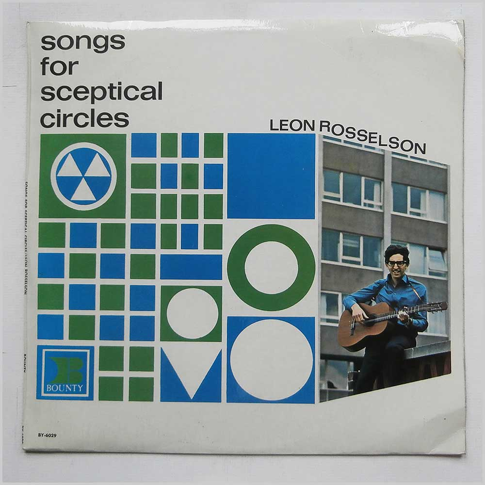 Leon Rosselson - Songs For Sceptical Circles (BY-6029)