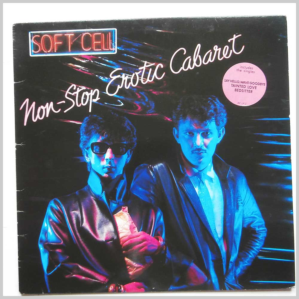 Soft Cell - Non-Stop Erotic Cabaret (BZLP 2)