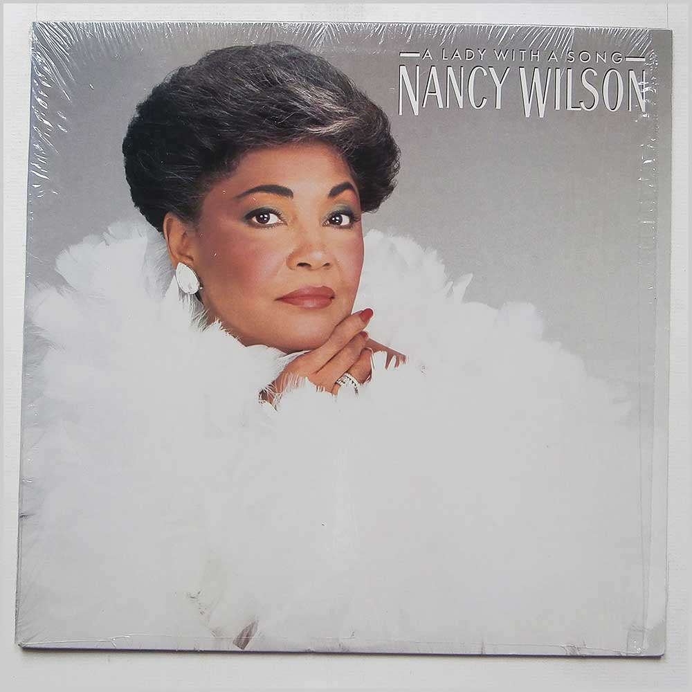 Nancy Wilson - A Lady With A Song (C 45378)