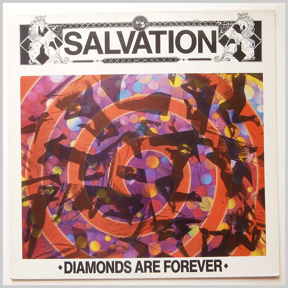 Salvation - Diamonds Are Forever (CALCLP 22)