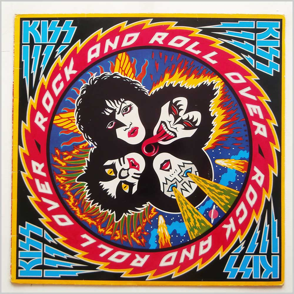 Kiss - Rock And Roll Over (CALH 2001)
