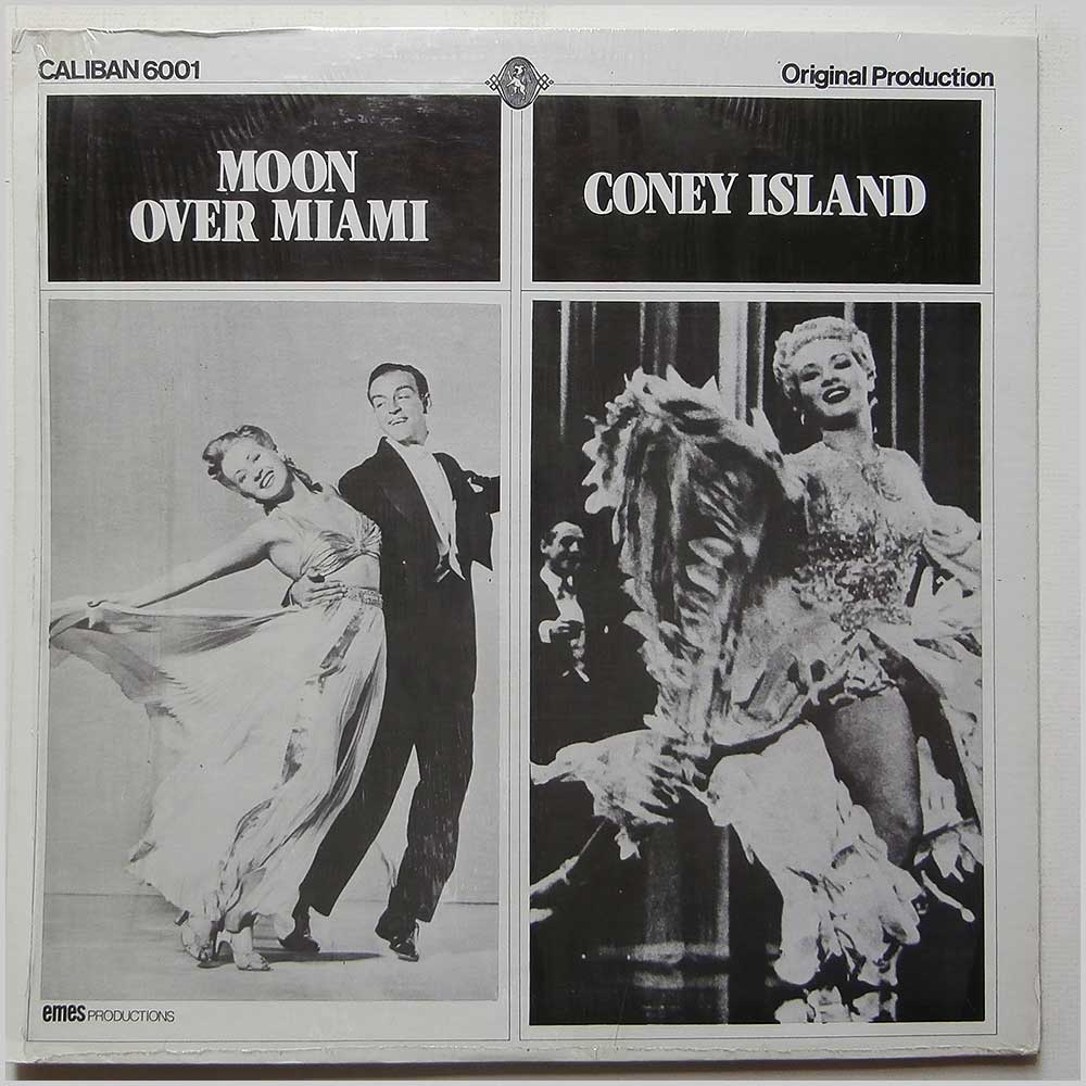 Various - Coney Island, Moon Over Miami Ost (CALIBAN 6001)