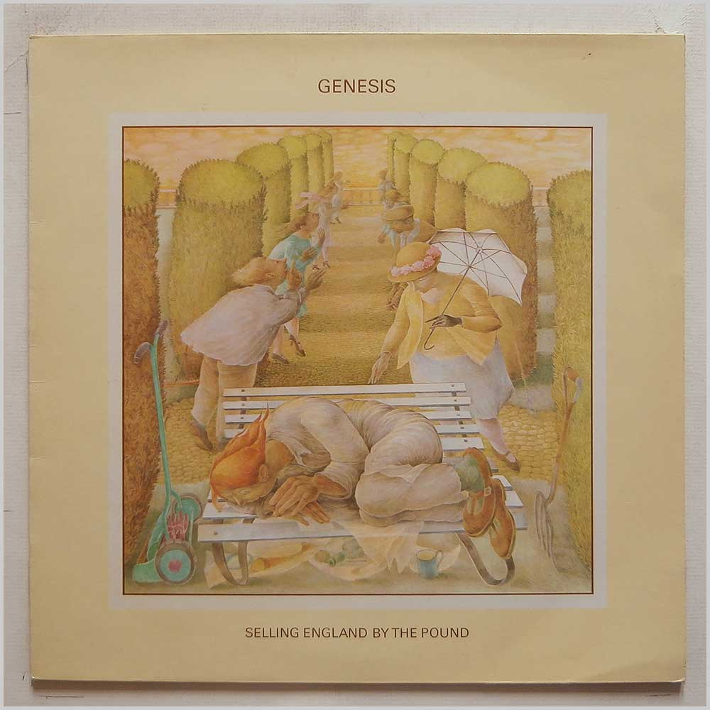 Genesis - Selling England By The Pound (CAS 1074)