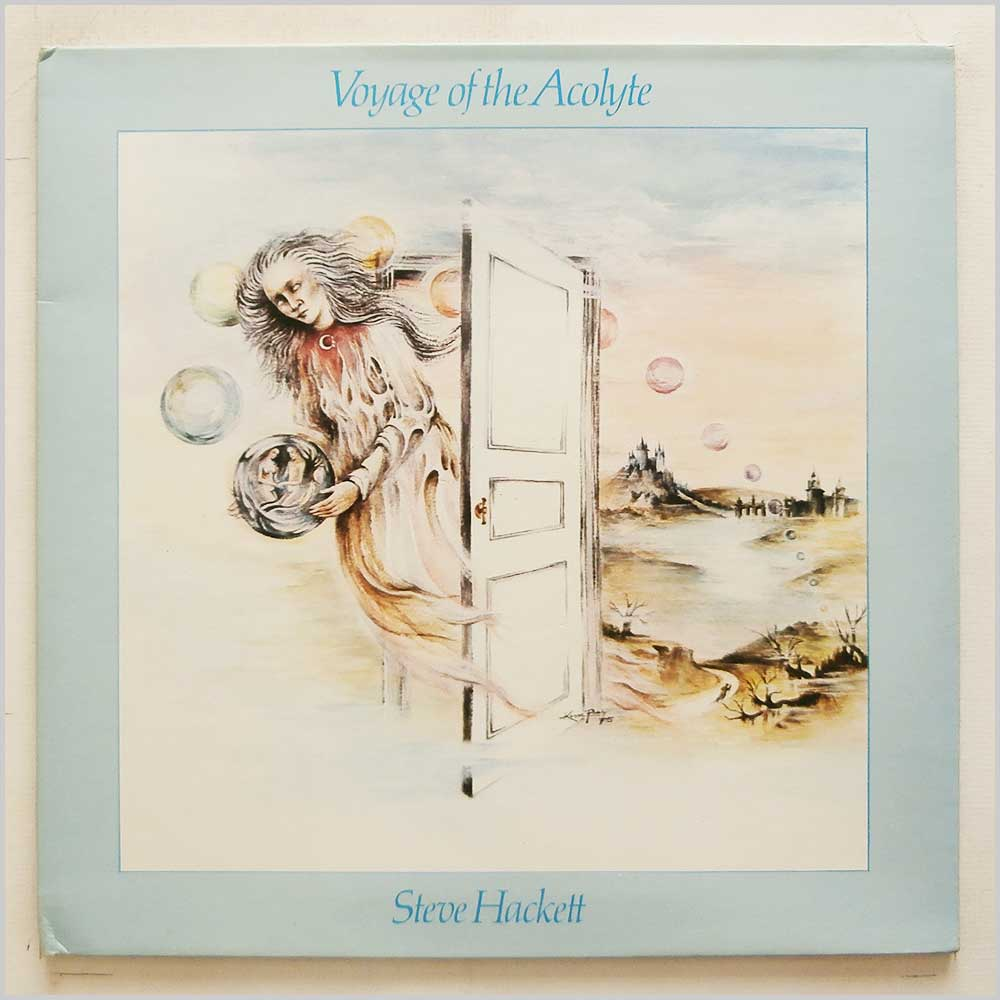 Steve Hackett - Voyage Of The Acolyte (CAS 1111)