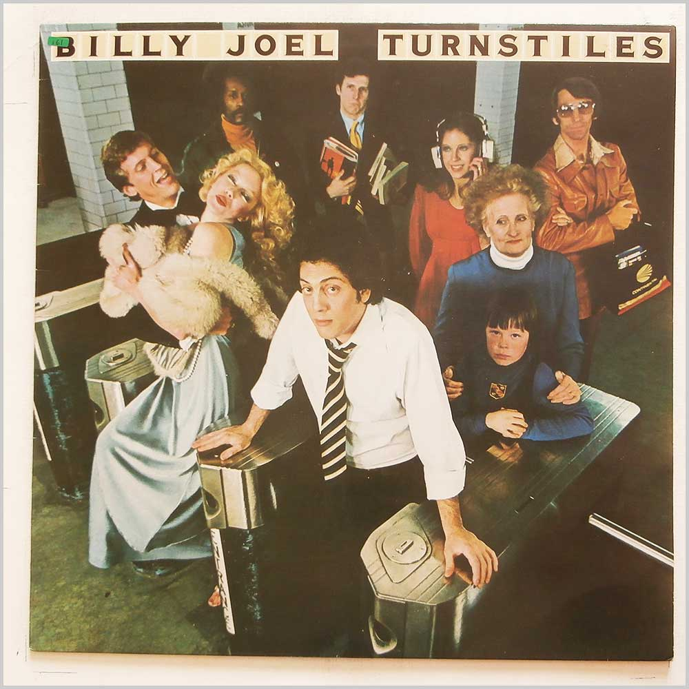 Billy Joel - Turnstiles (CBS 32057)