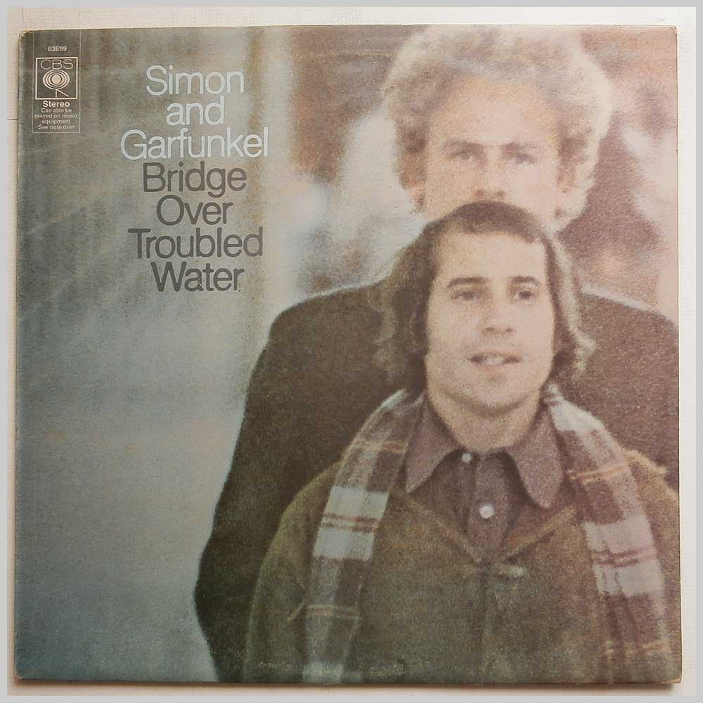 Simon and Garfunkel - Bridge Over Troubled Water (CBS 63699)