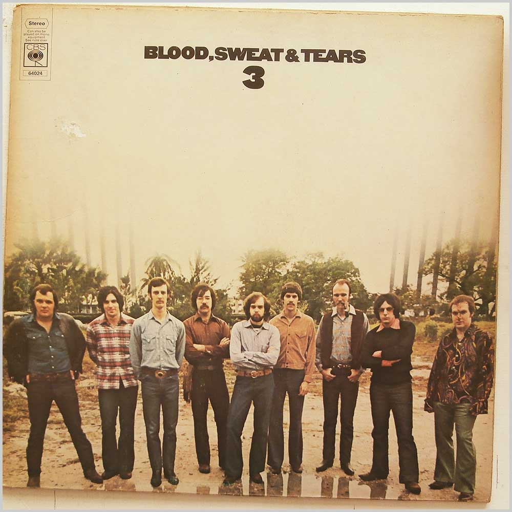 Blood Sweat and Tears - Blood Sweat and Tears 3 (CBS 64024)