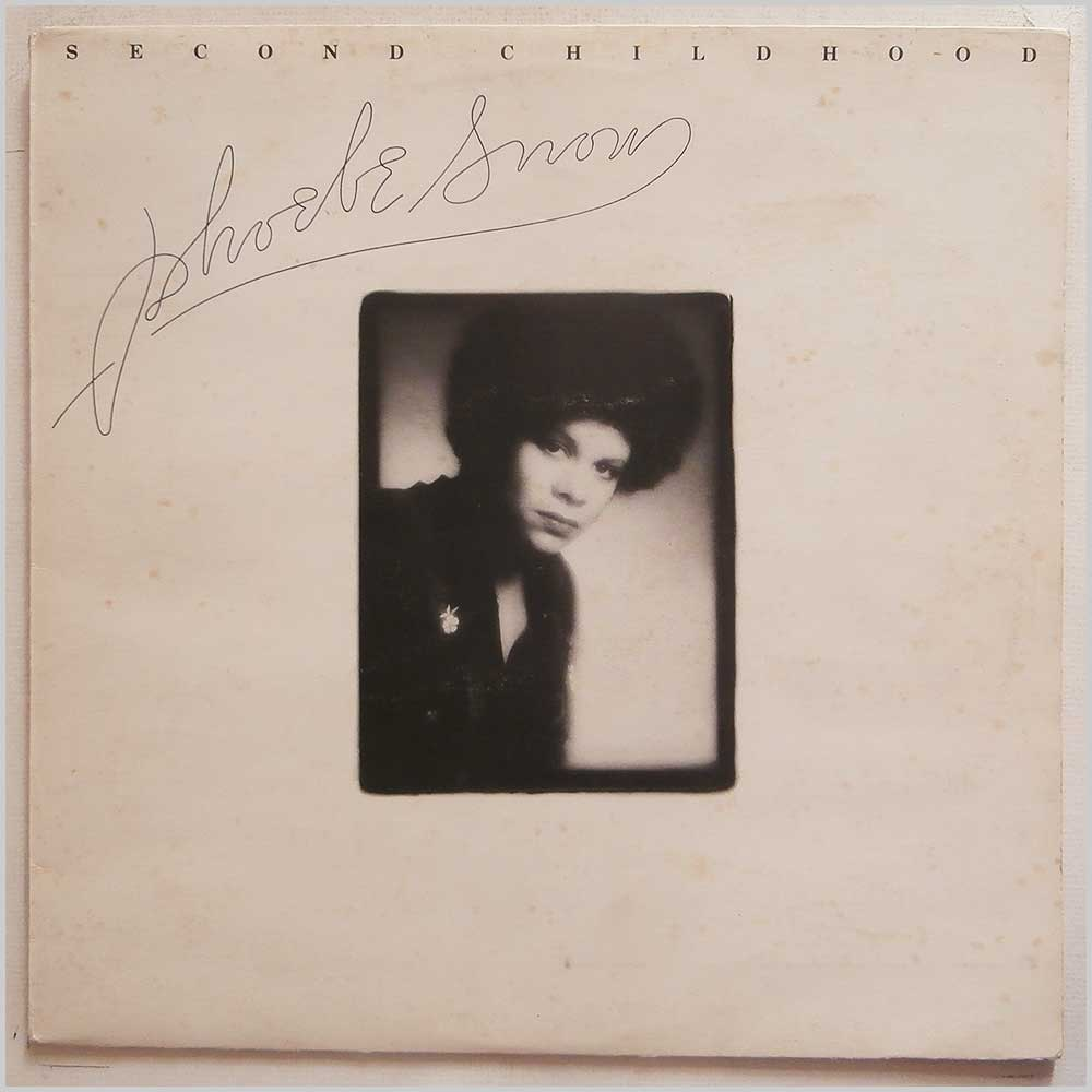Phoebe Snow - Second Childhood (CBS 81162)