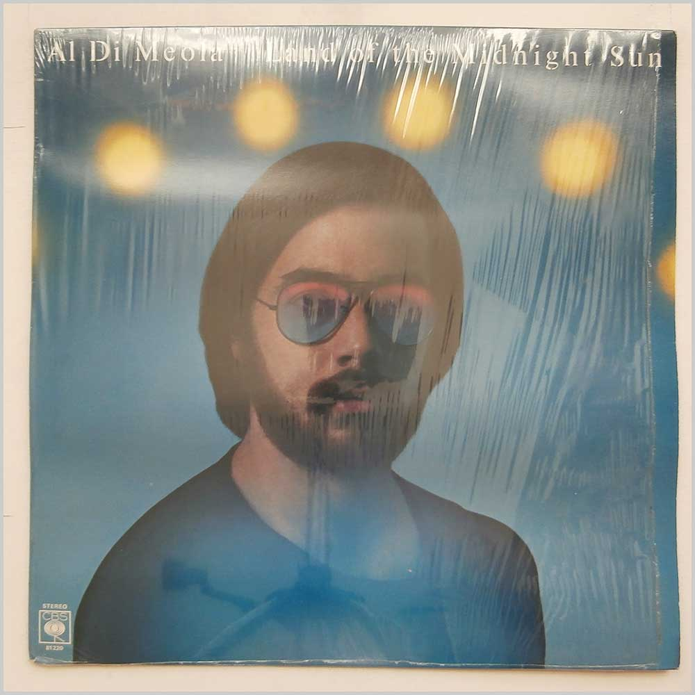 Al Dimeola - Land Of The Midnight Sun (CBS 81220)