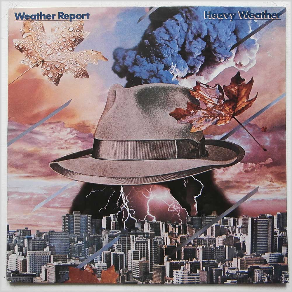 Weather Report - Heavy Weather (CBS 81775)