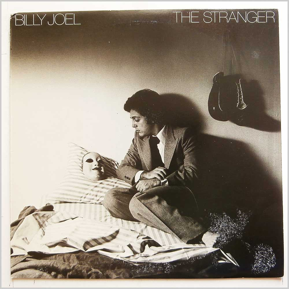 Billy Joel - The Stranger (CBS 82311)