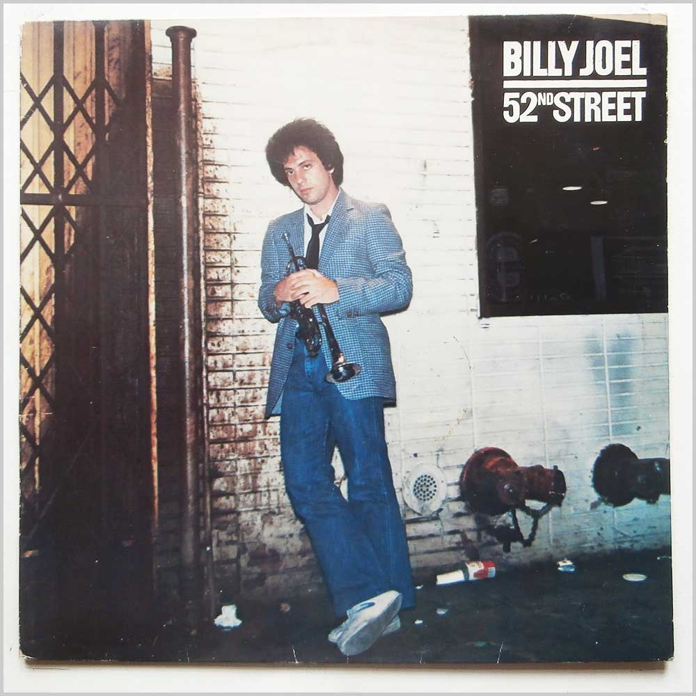 Billy Joel - 52nd Street (CBS 83181)