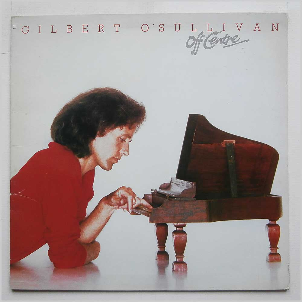 Gilbert O'Sullivan - Off Centre (CBS 84524)