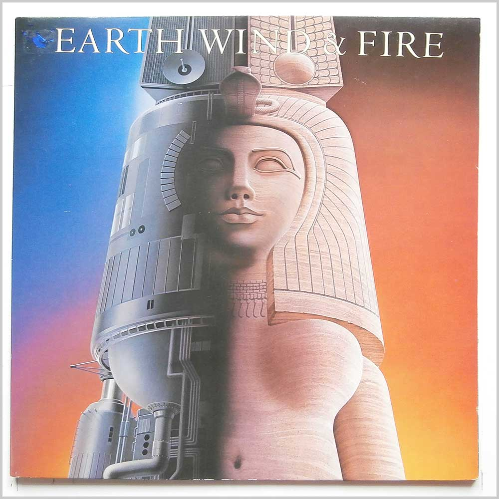 Earth Wind and Fire - Raise! (CBS 85272)