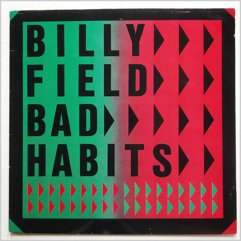 Billy Field - Bad Habits (CBS 85649)