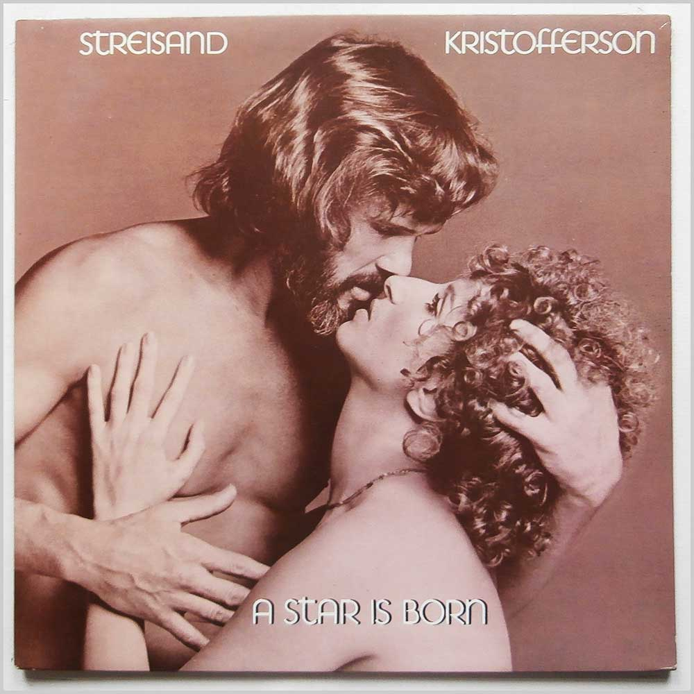 Streisland and Kristofferson - A Star Is Born (CBS 86021)
