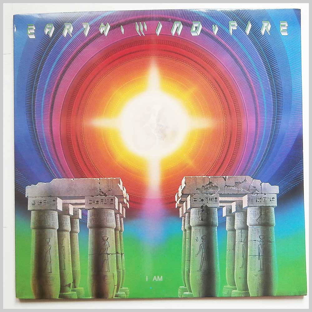 Earth, Wind and Fire - I Am (CBS 86084)