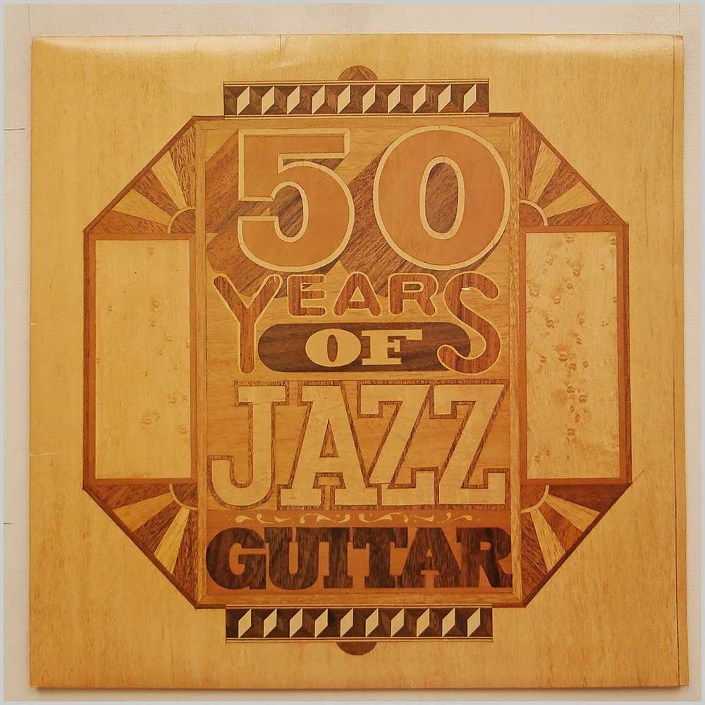Various - Fifty Years Of Jazz Guitar (CBS 88225)