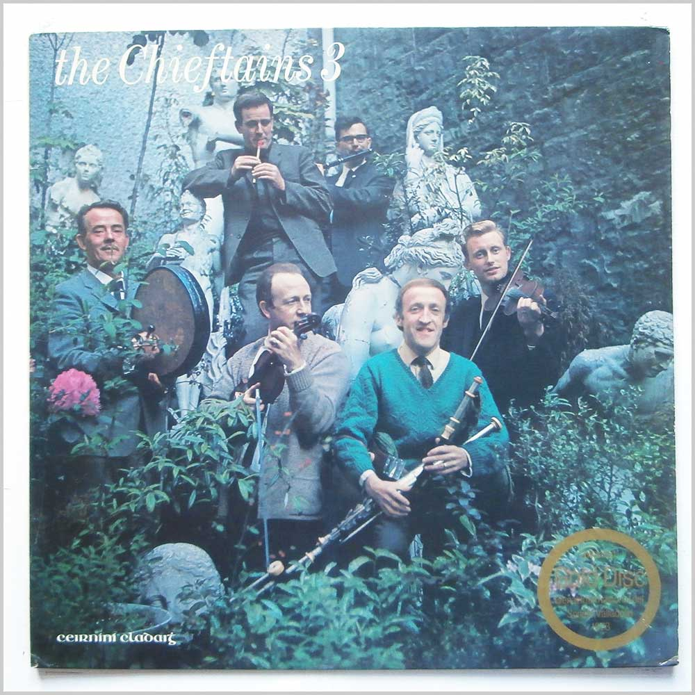 The Chieftains - The Chieftains 3 (CC10)